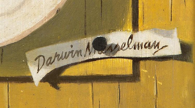 Darwin B. Musselman (1916-2001 Selma, CA)