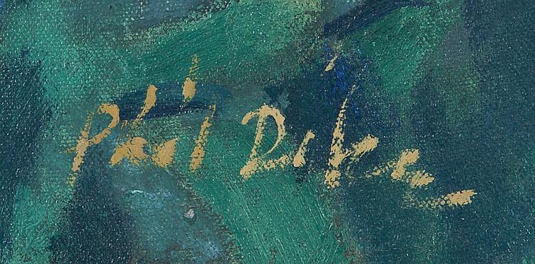 Phillip Latimer Dike (1906-1990 Claremont, CA)
