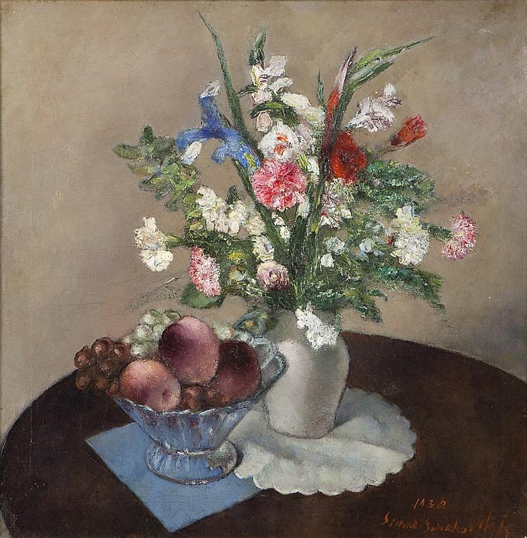 Simka Simkhovitch (1893-1949 New York, NY / Russia)