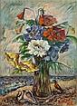 Image 1 for David Burliuk (1882-1967 Long Island, NY)