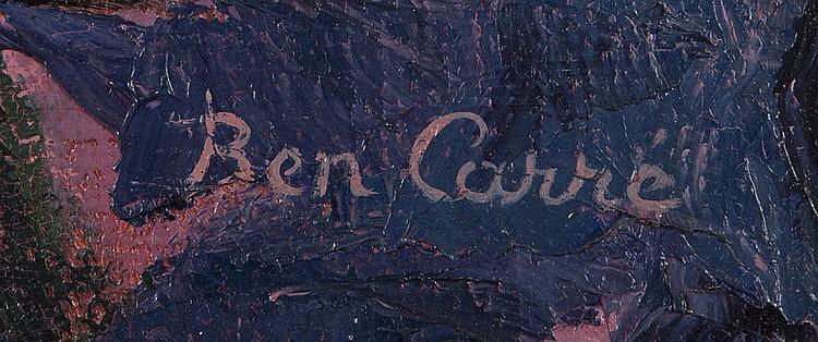 Ben Carre (1883-1978 Los Angeles, CA)