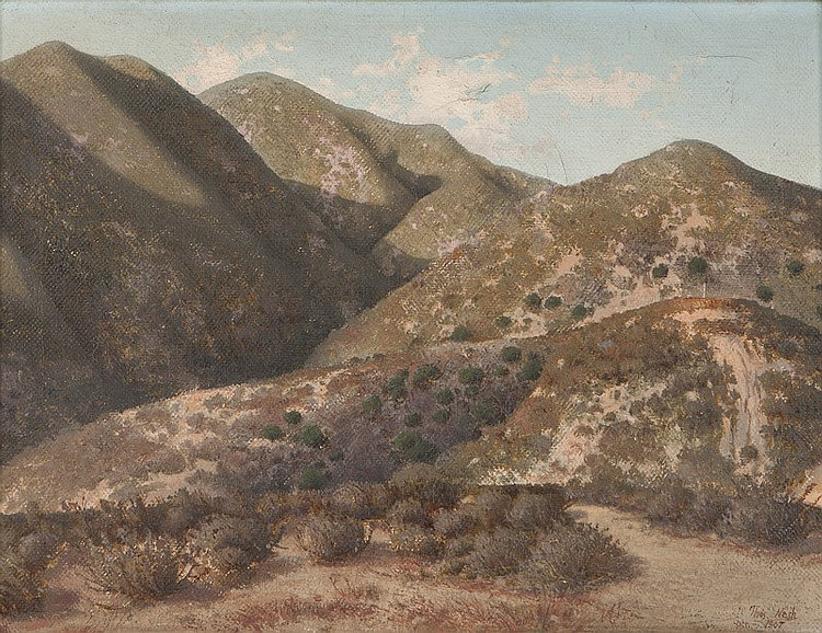 Thomas Nash (1856-1927 California)