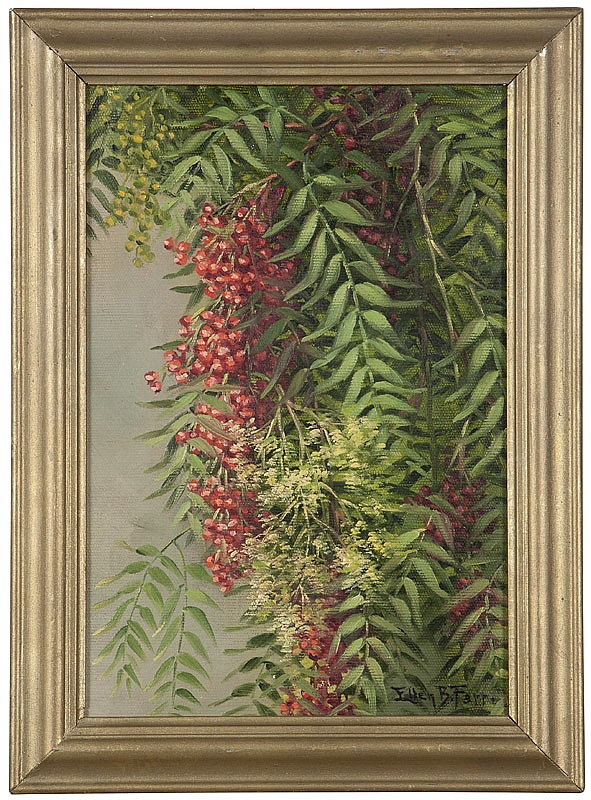 Ellen Burpee Farr (1840-1907 Pasadena, CA)