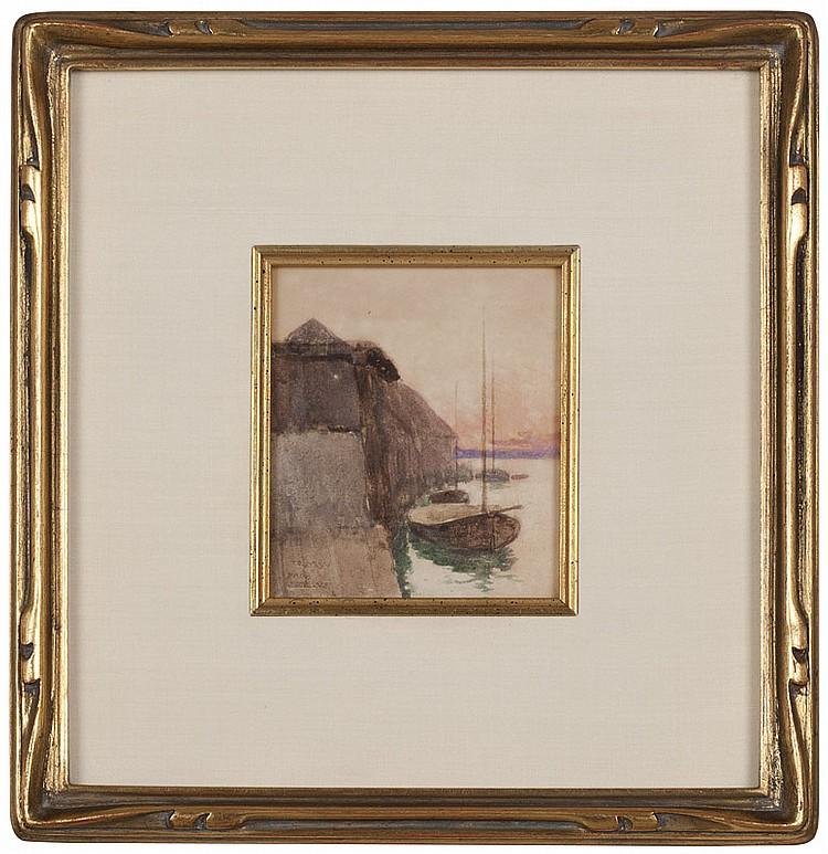 Elmer Wachtel (1864-1929 Pasadena, CA)