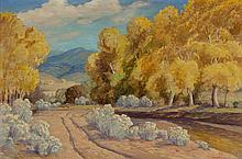 Sheldon Parsons (1866-1943 Santa Fe, NM)