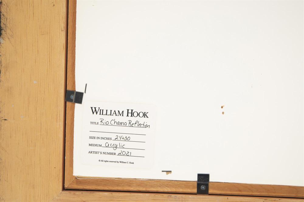 William C. Hook, (b. 1948, American),