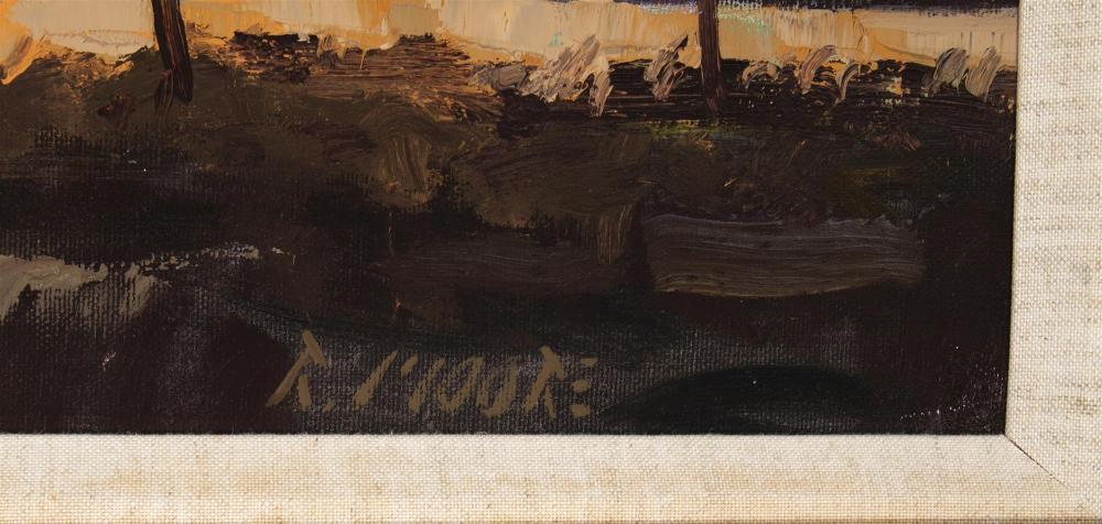 Robert Moore, (b. 1957, Idaho),