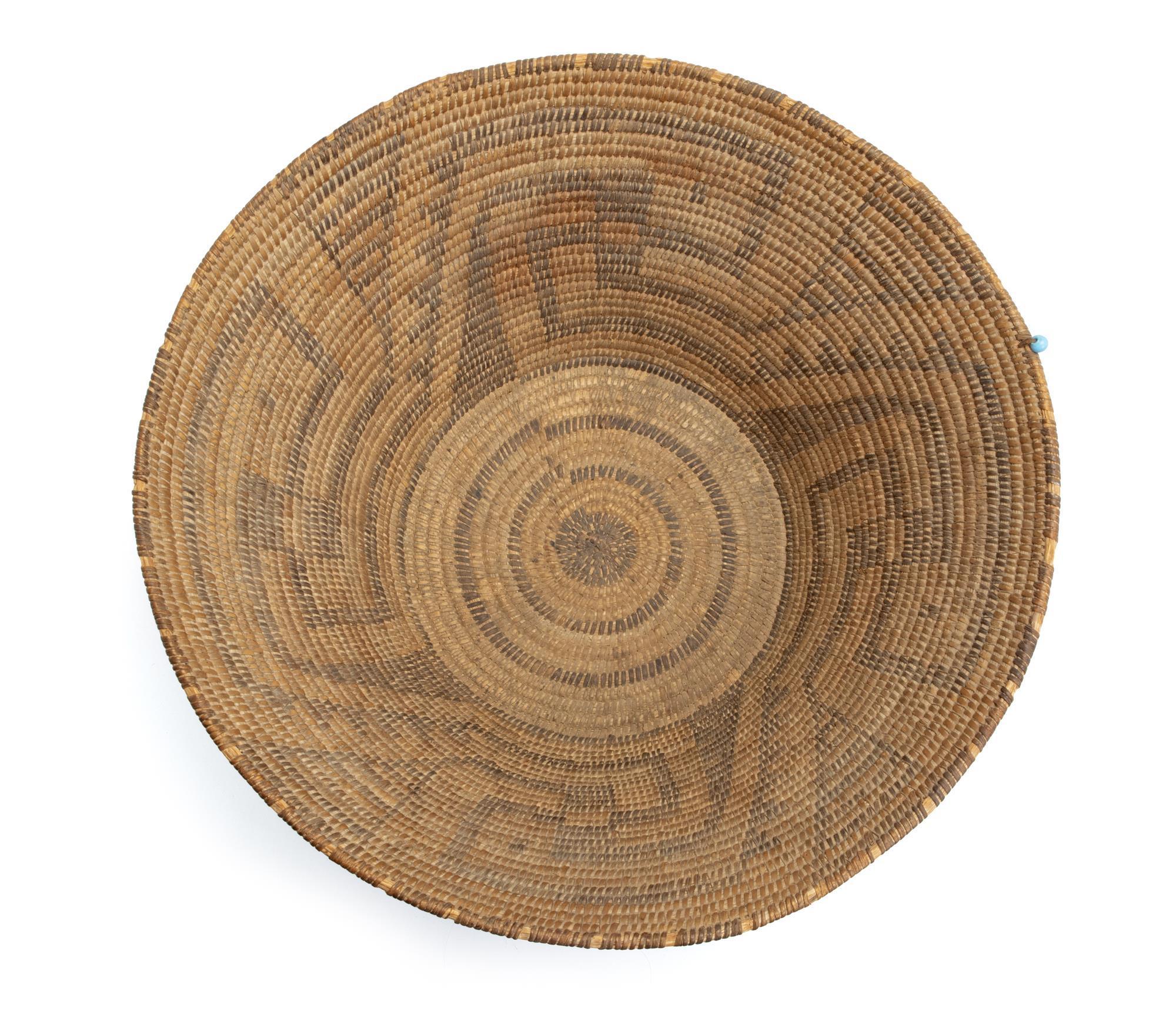 A large Pima basket