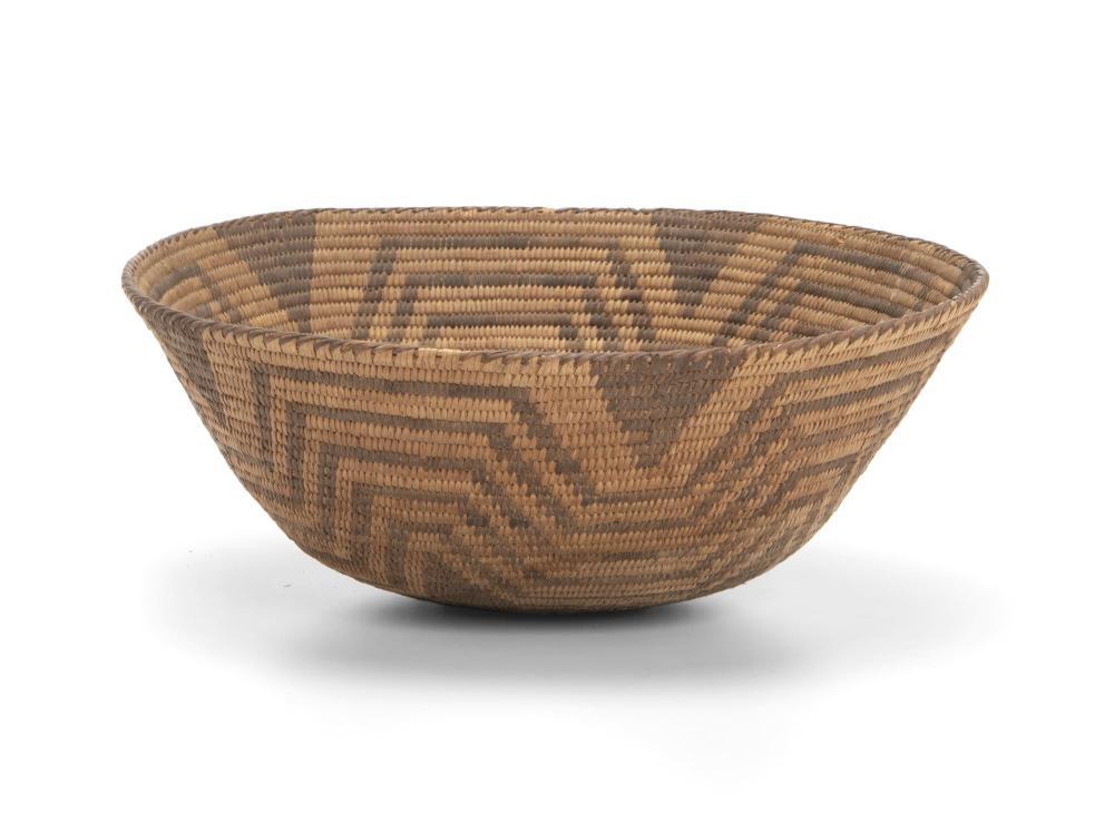 A Pima basket