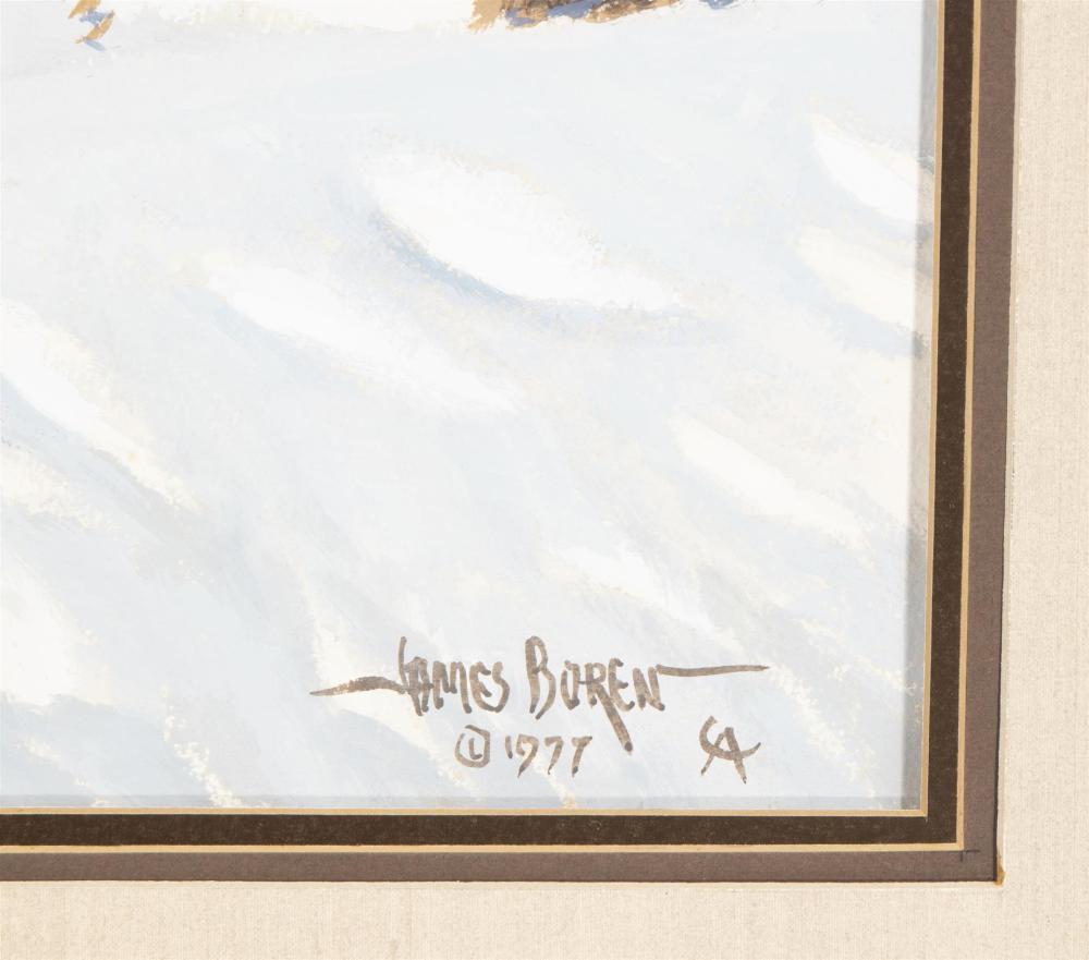 James Erwin Boren, (1921-1990, Clifton, TX),