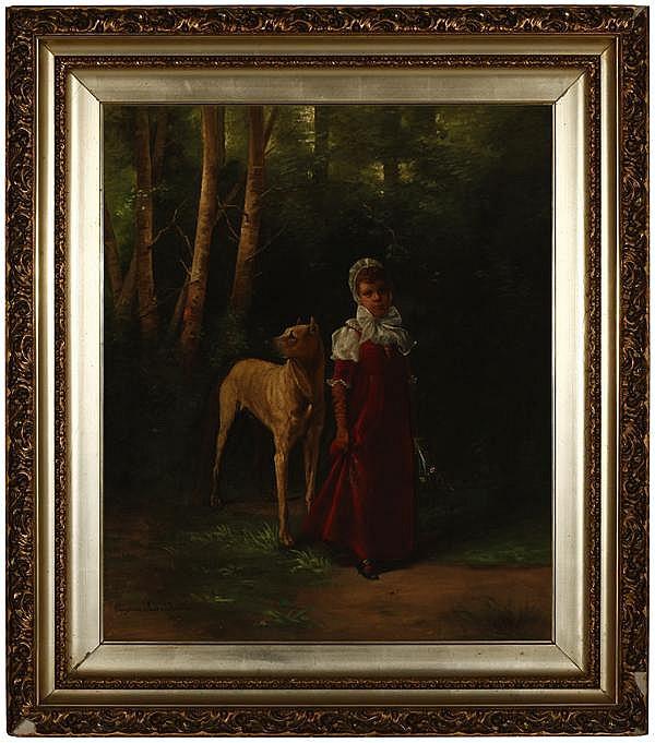 Elizabeth Jaynes Borglum (1848-1922 Los Angeles, CA)