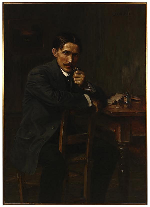 Joseph Kleitsch (1882-1931 Santa Ana, CA)
