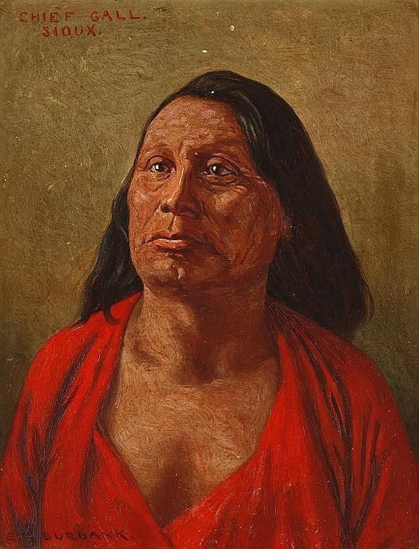 Elbridge Ayer Burbank (1858-1949 San Francisco, CA)