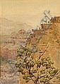 Image 1 for Gunnar Widforss (1879-1934 Grand Canyon, AZ)