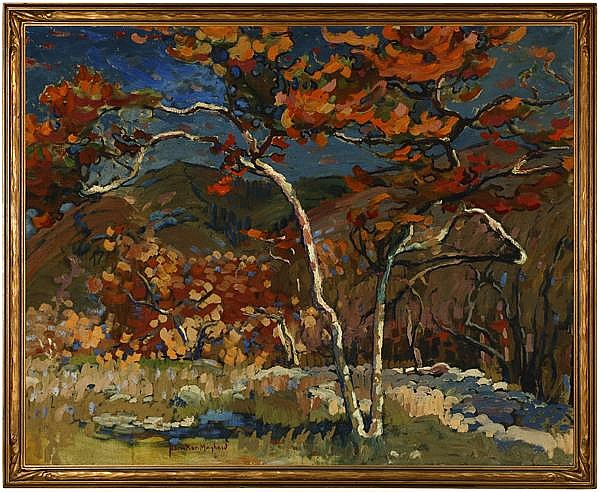 Nell Brooker Mayhew (1875-1940 Los Angeles, CA)