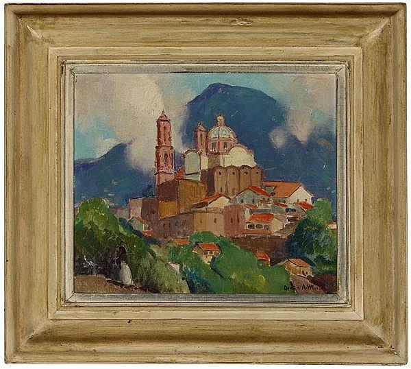 Orrin A. White (1883-1969 Pasadena, CA)