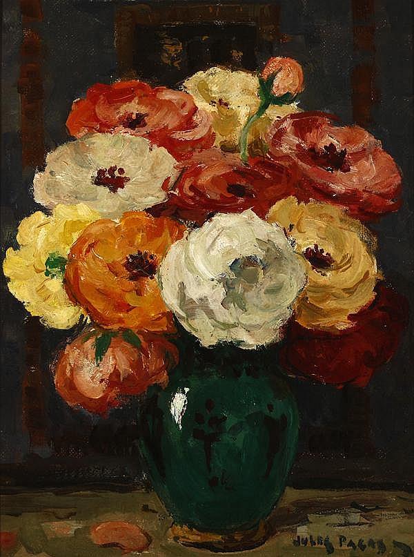 Jules E. Pages (1867-1946 San Francisco, CA)