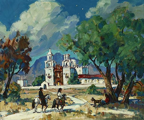 Marjorie Reed (1915-1996 Vallecito, CA)
