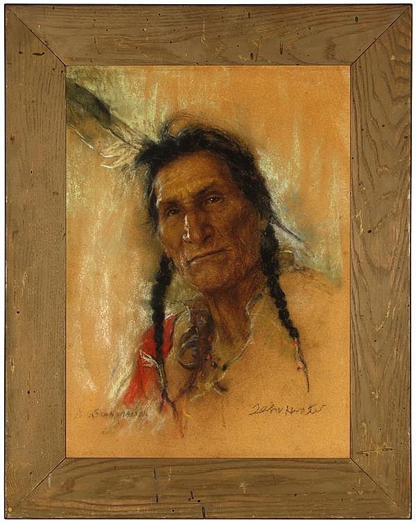 Nicolas De Grandmaison (1892-1978 Canadian)
