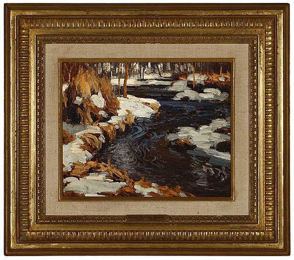 George Gardner Symons (1863-1930 New York, NY/Laguna Beach, CA)
