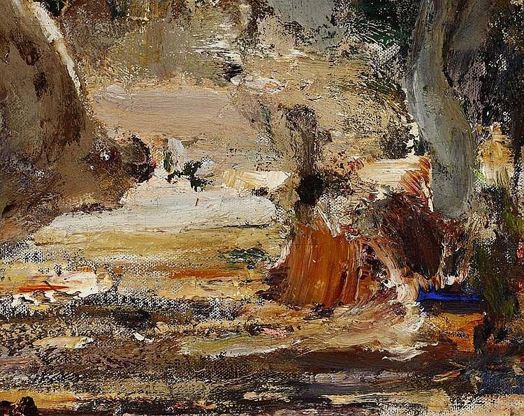 Nicolai Fechin (1881-1955 Taos, NM)