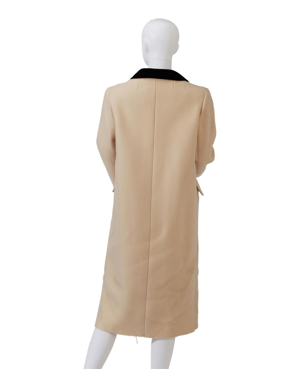A Norman Norell overcoat