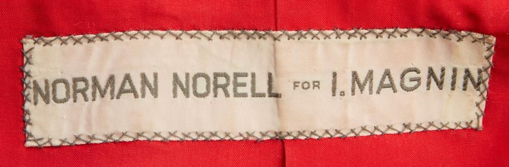A Norman Norell evening ensemble