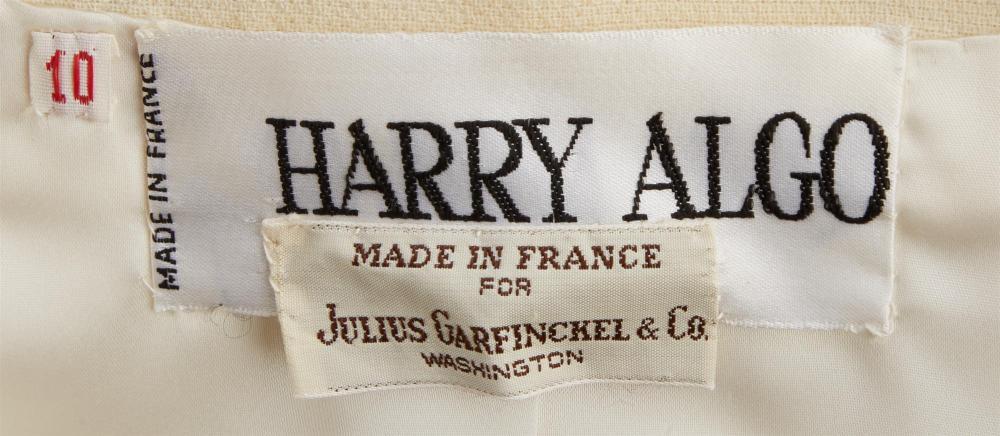 A Harry Algo evening ensemble