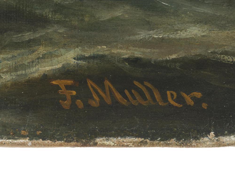 Fritz Muller, (b. 1814-* German/American),
