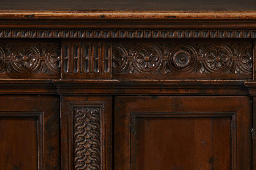 An Italian Baroque cabinet
