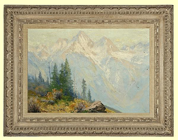 Charles Partridge Adams (1858-1942)