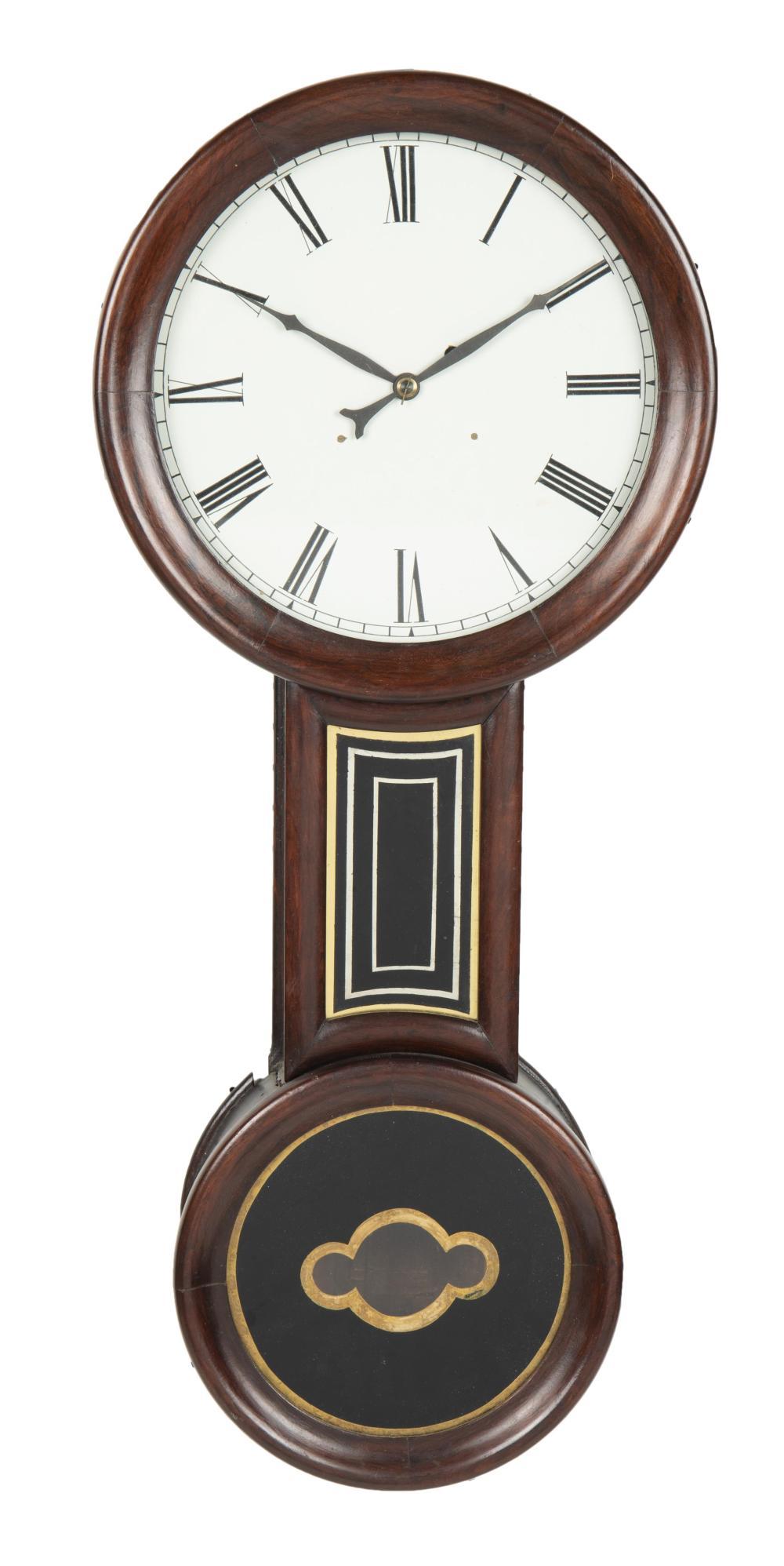 A Baltimore-style clock