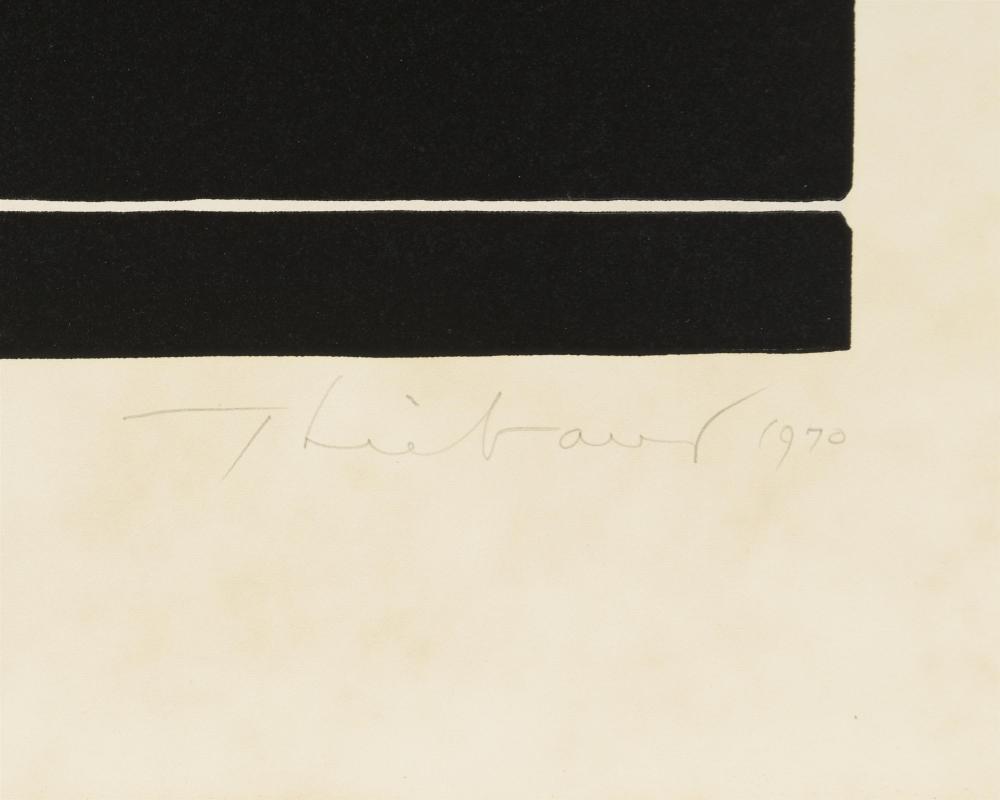 Wayne Thiebaud, (b. 1920 American),