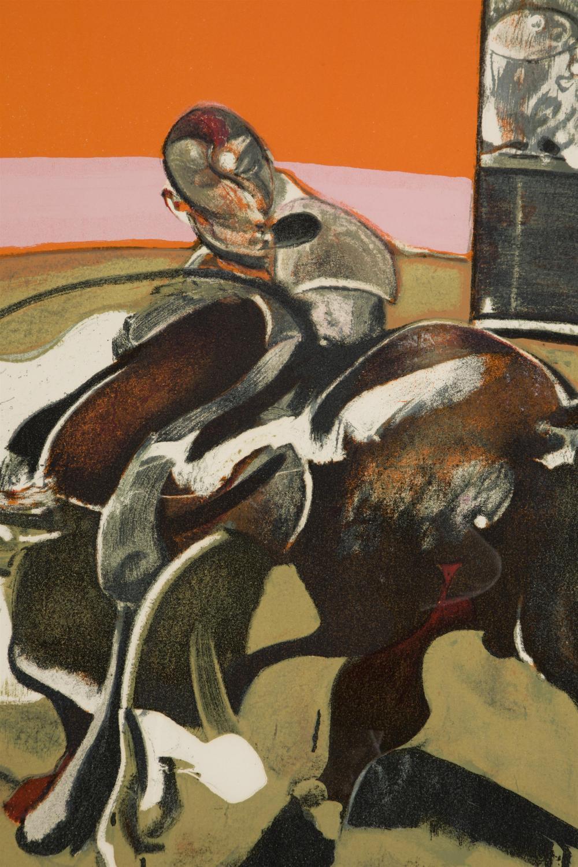 Francis Bacon, (1909-1992 Irish/British),