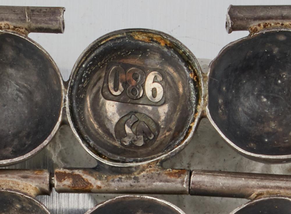 A William Spratling silver bracelet