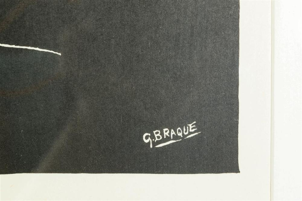 Georges Braque, (1882-1963 French), Title page from