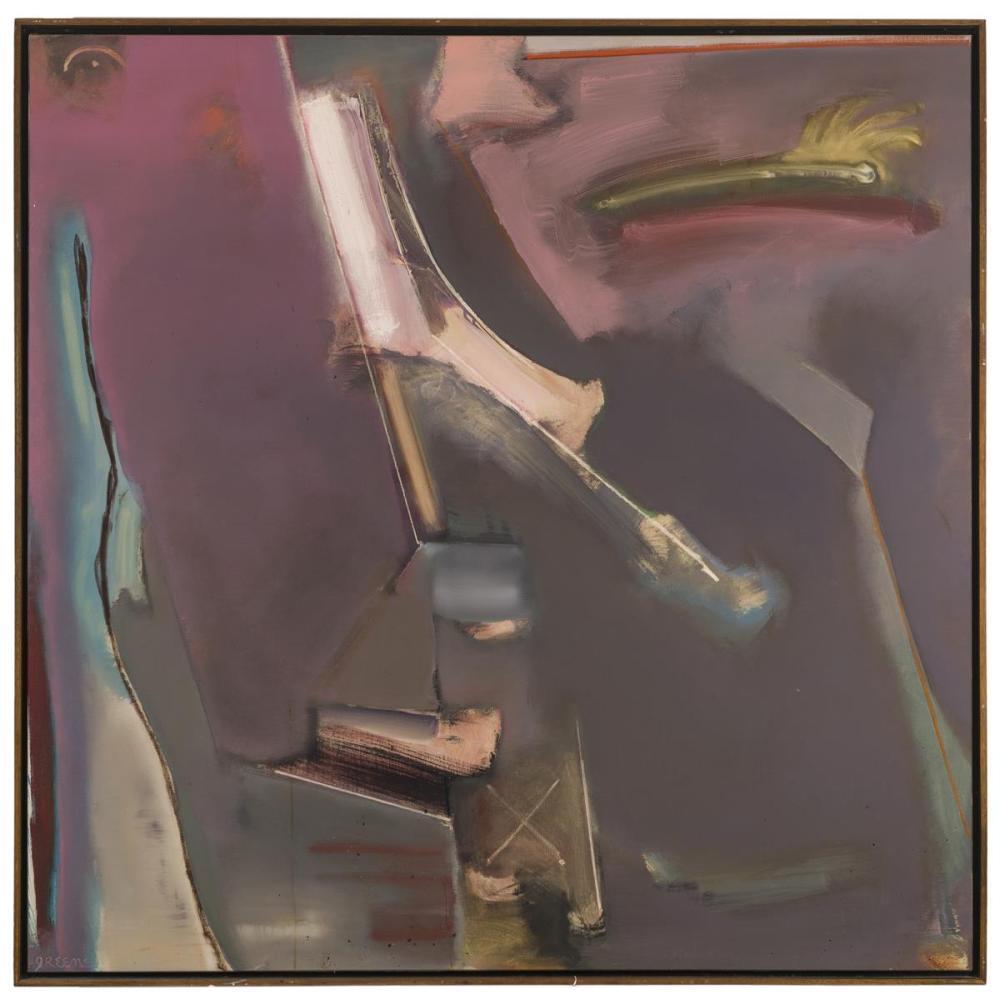 Stephen Greene, (1917-1999 Valley Cottage, NY),