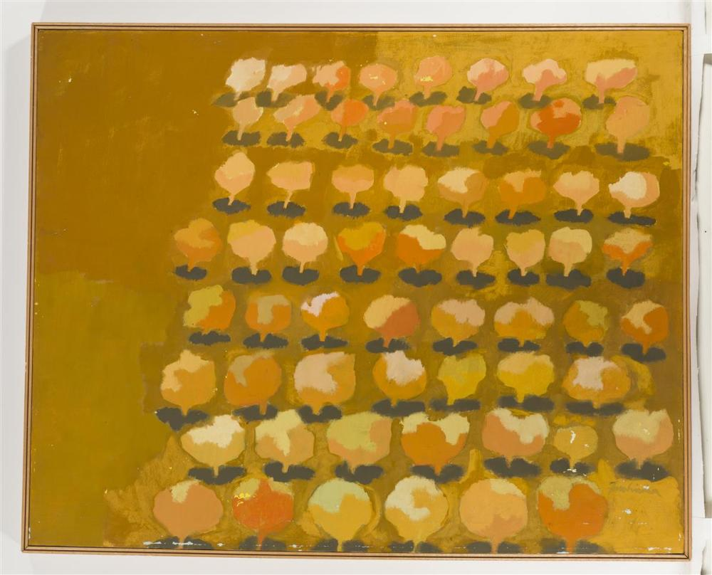 John Fassbinder, (1931-* American),