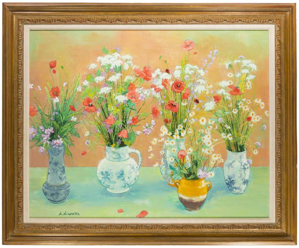Andre Vignoles, (1920-2017 French),