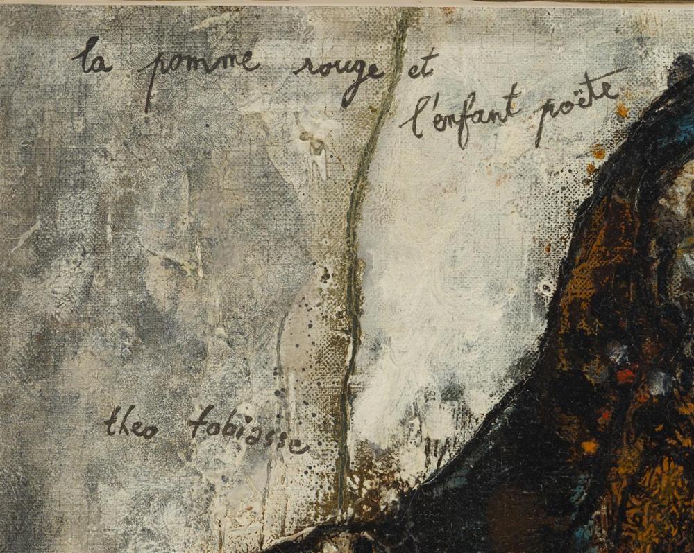 Theo Tobiasse, (1927-2012 French),