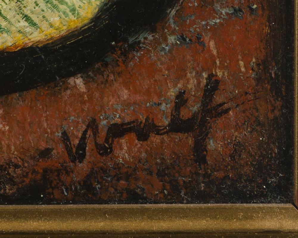 Hamilton Wolf, (1883-1967 Oakland, CA),