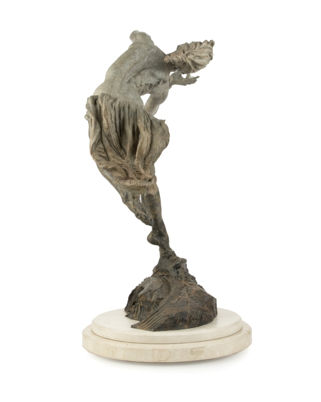 Richard MacDonald (1946-* Monterey, CA)