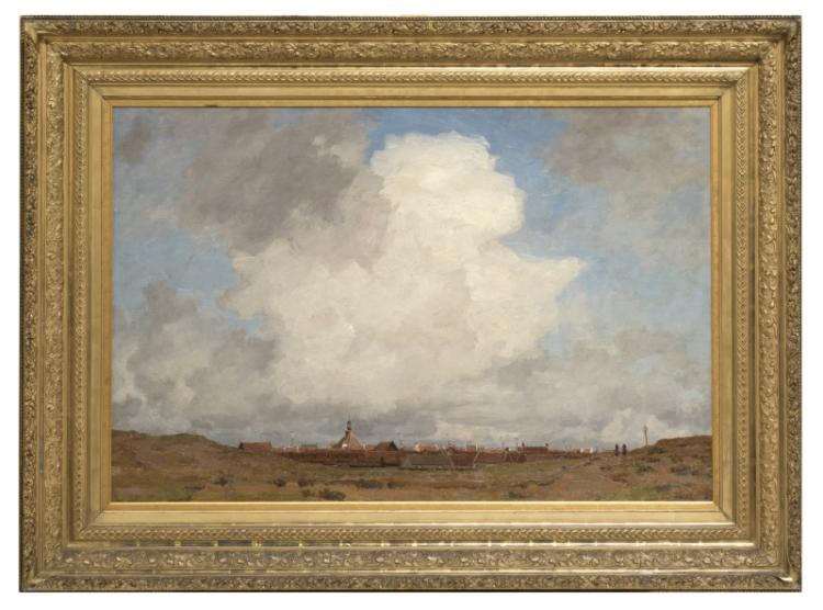 Ludolph Berkemeier (1864-1931 Dutch)