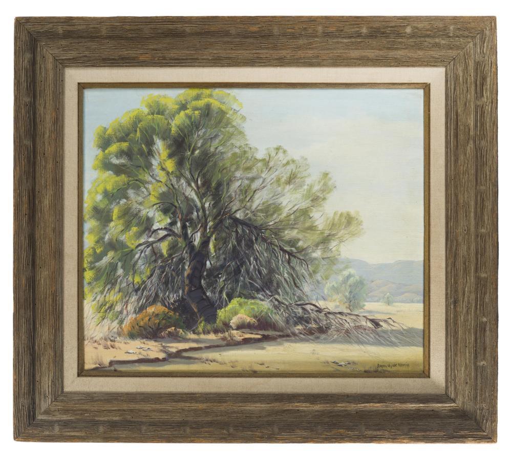 Sam Hyde Harris, (1889-1977 Alhambra, CA),