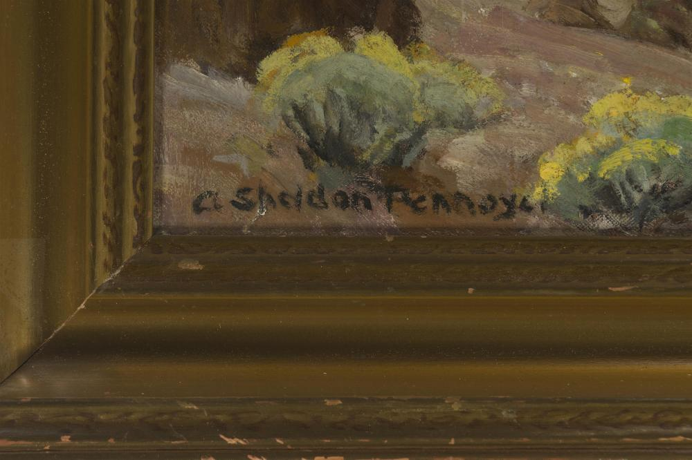Albert Sheldon Pennoyer, (1888-1957 New York, NY),