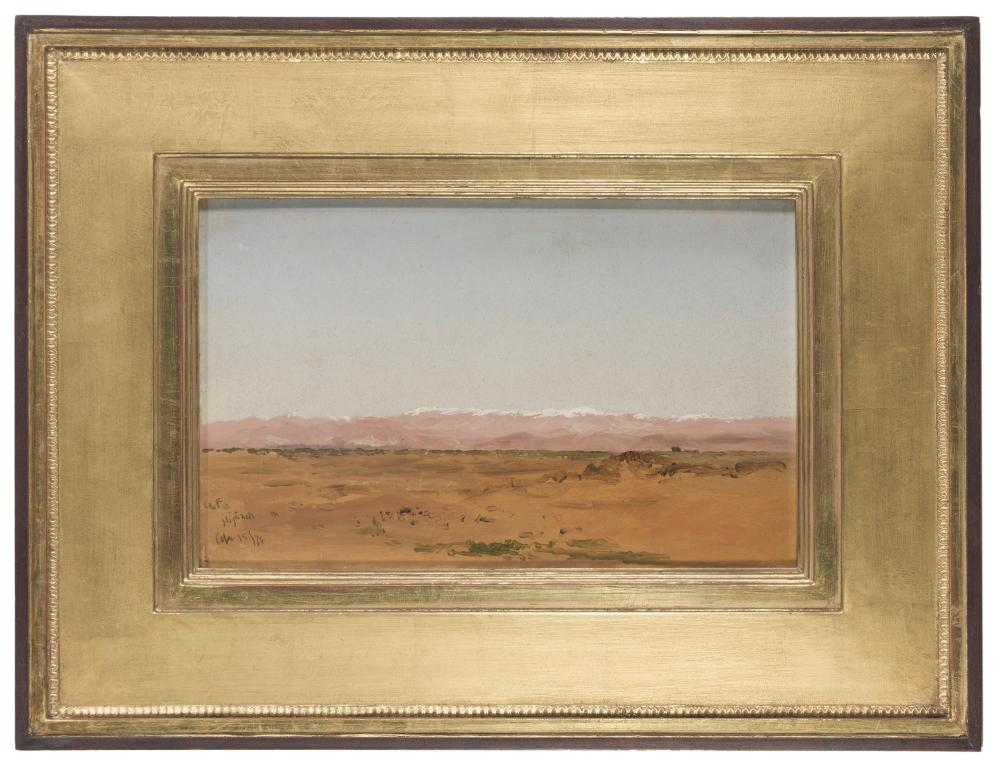 Lockwood de Forest, (1850-1932 Santa Barbara, CA),
