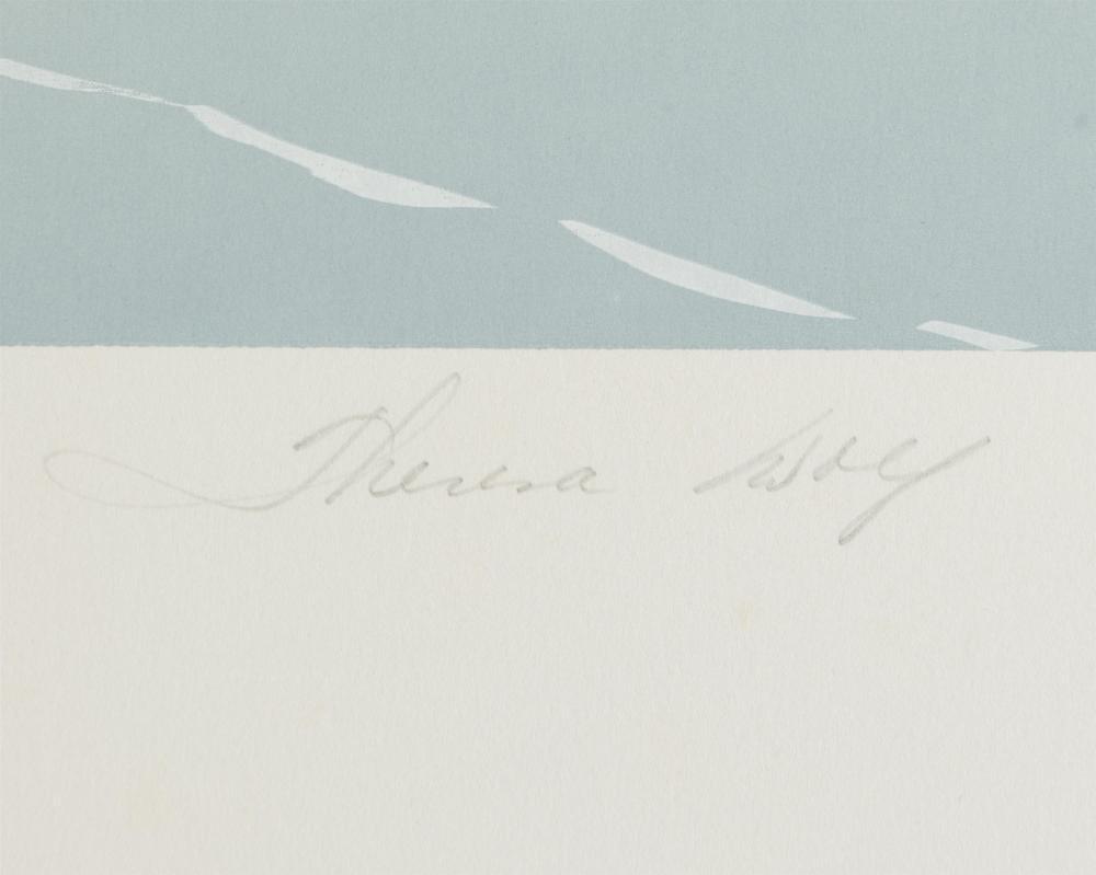 Theresa Wolf, (20th Century American),