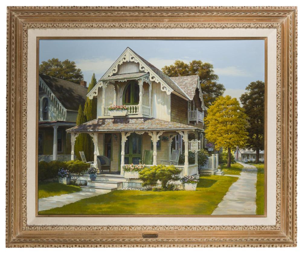 Daniel Joseph Toigo, (1912-1992 Marin County, CA),