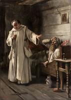 Edmund Blume (1844-1911 German)