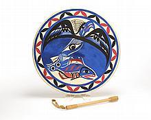 Patrick Amos (1957-* Nuu-chah-nulth)